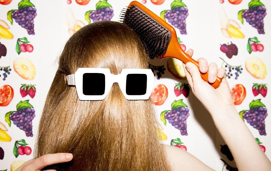 select hair shampoo